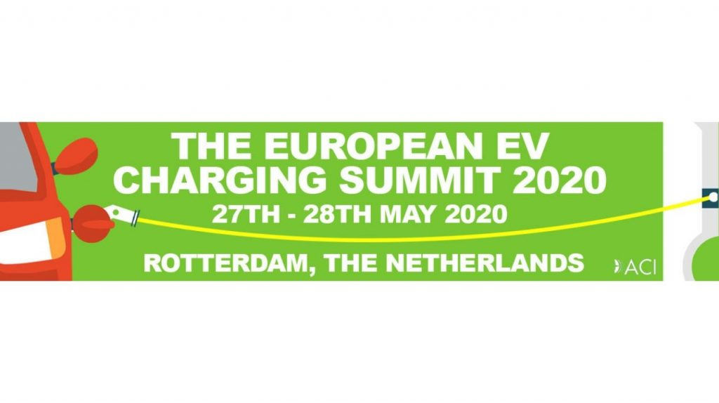 European EV Charging Summit 2020 GreenCharge present